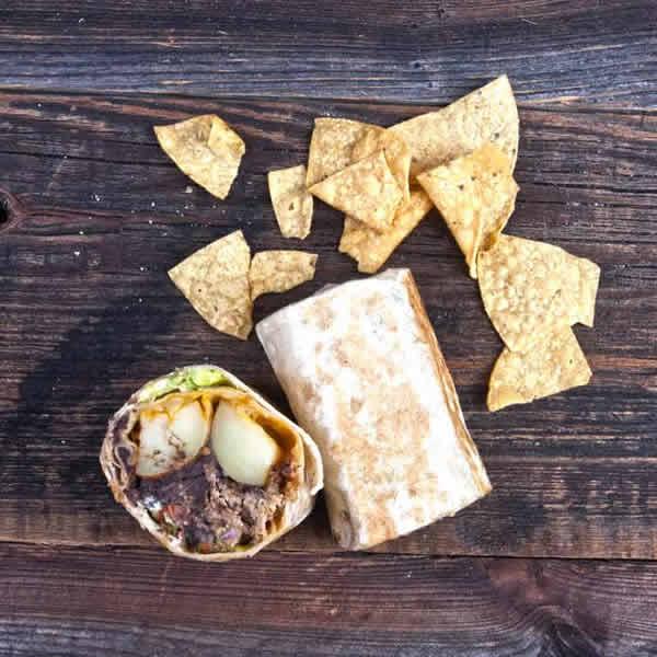 NorCa Burrito