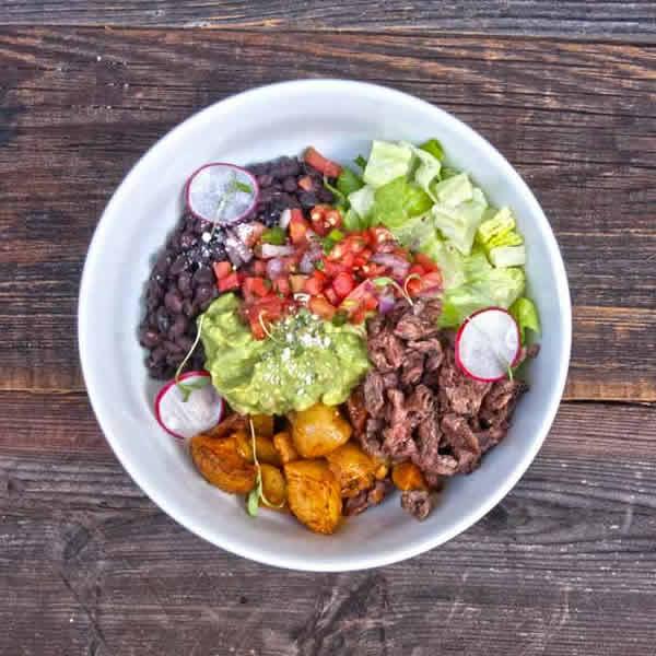 NorCal Burrito Bowl